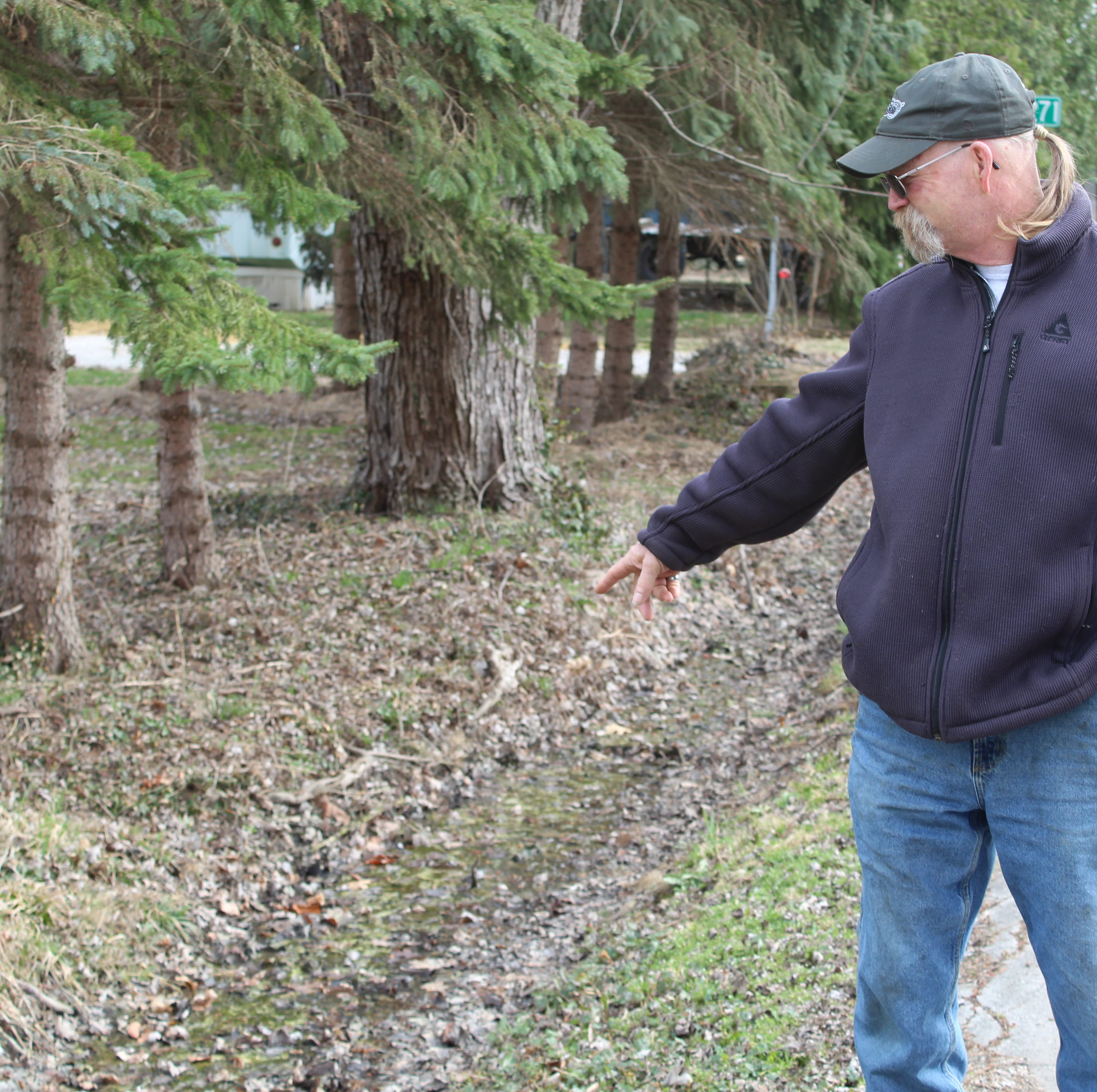 $2.4M sewer project will clean up Wightman's Grove
