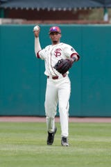 FSU outfielder J.C. Flowers and the Seminoles have already committed 35 errors this season.