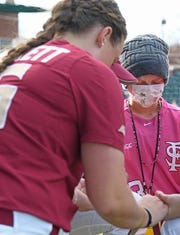Hayden Stone has discovered a team full of allies in the FSU softball team during her fight against cancer.