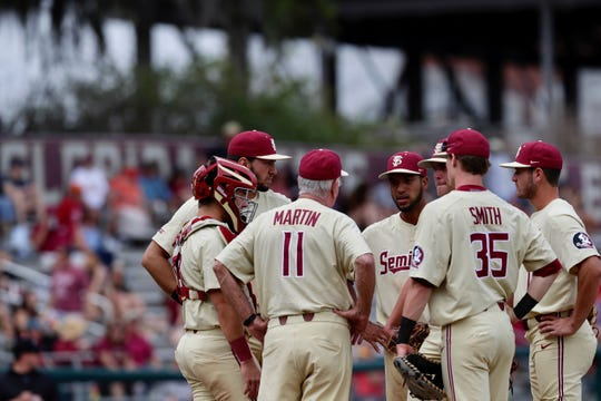 The Florida State baseball team has struggled down the stretch while losing 11 out of their last 18 games.