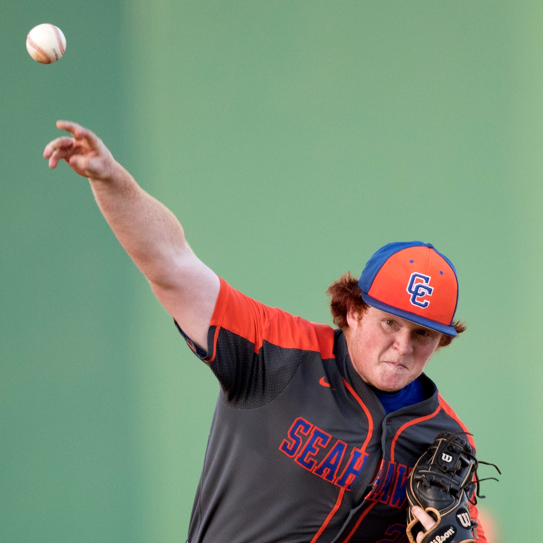 Cape Coral stuns Riverdale, captures Battle of the Border title behind pitcher Lucas Carr