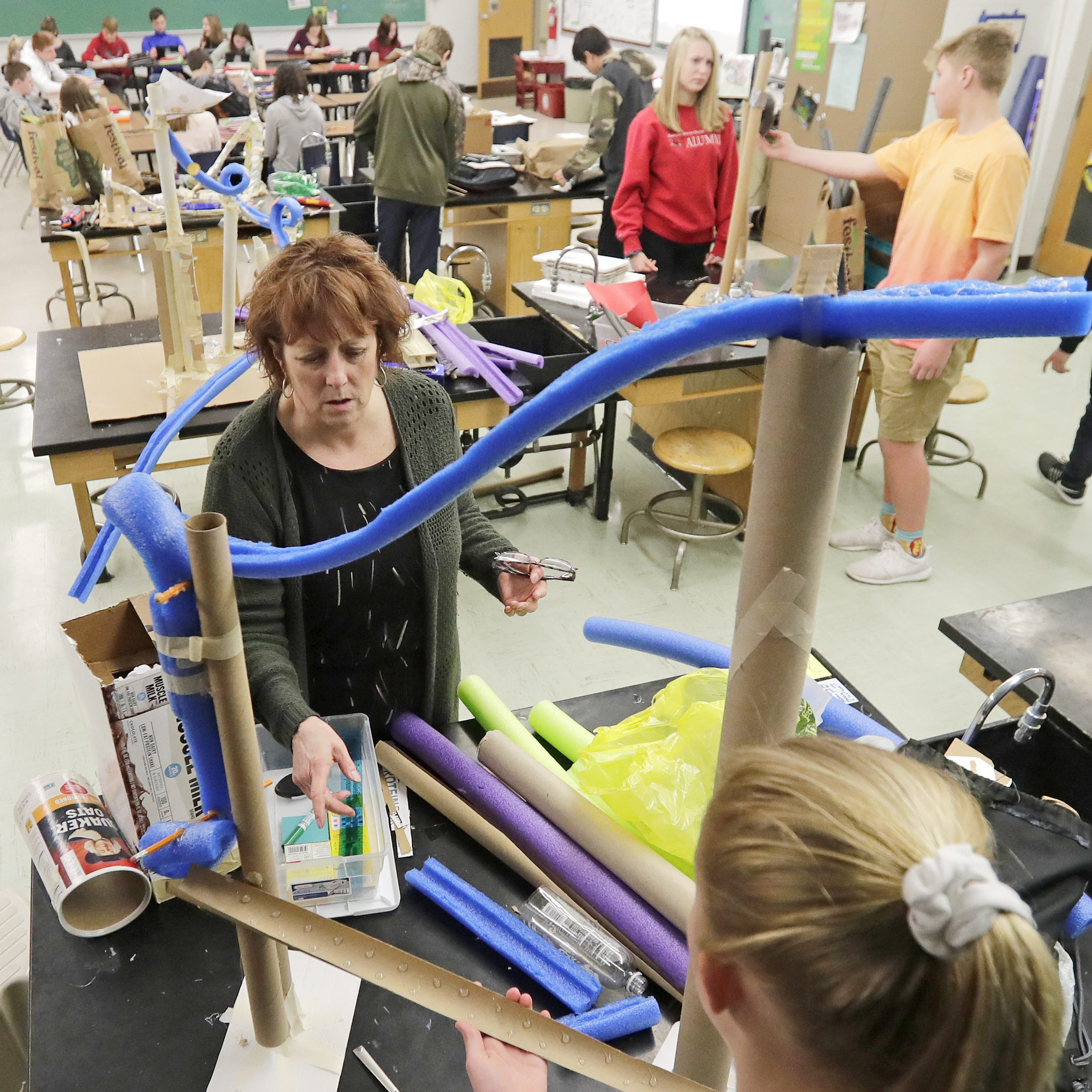 Meet this year's Green Bay-area Golden Apple winners, 11 of the area's top teachers