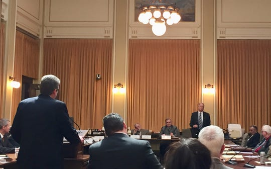Montana Senate Republicans caucus Friday to discuss the timeline for House Bill 658, the Medicaid expansion bill.