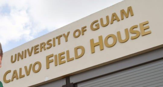 University of Guam Calvo Field House