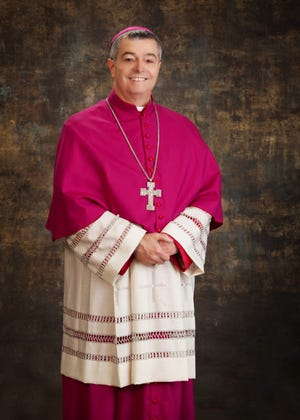 Bishop William F. Medley