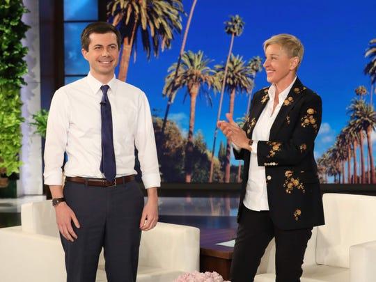 "Pete Buttigieg will appear on Friday's episode of ""The Ellen DeGeneres Show."""