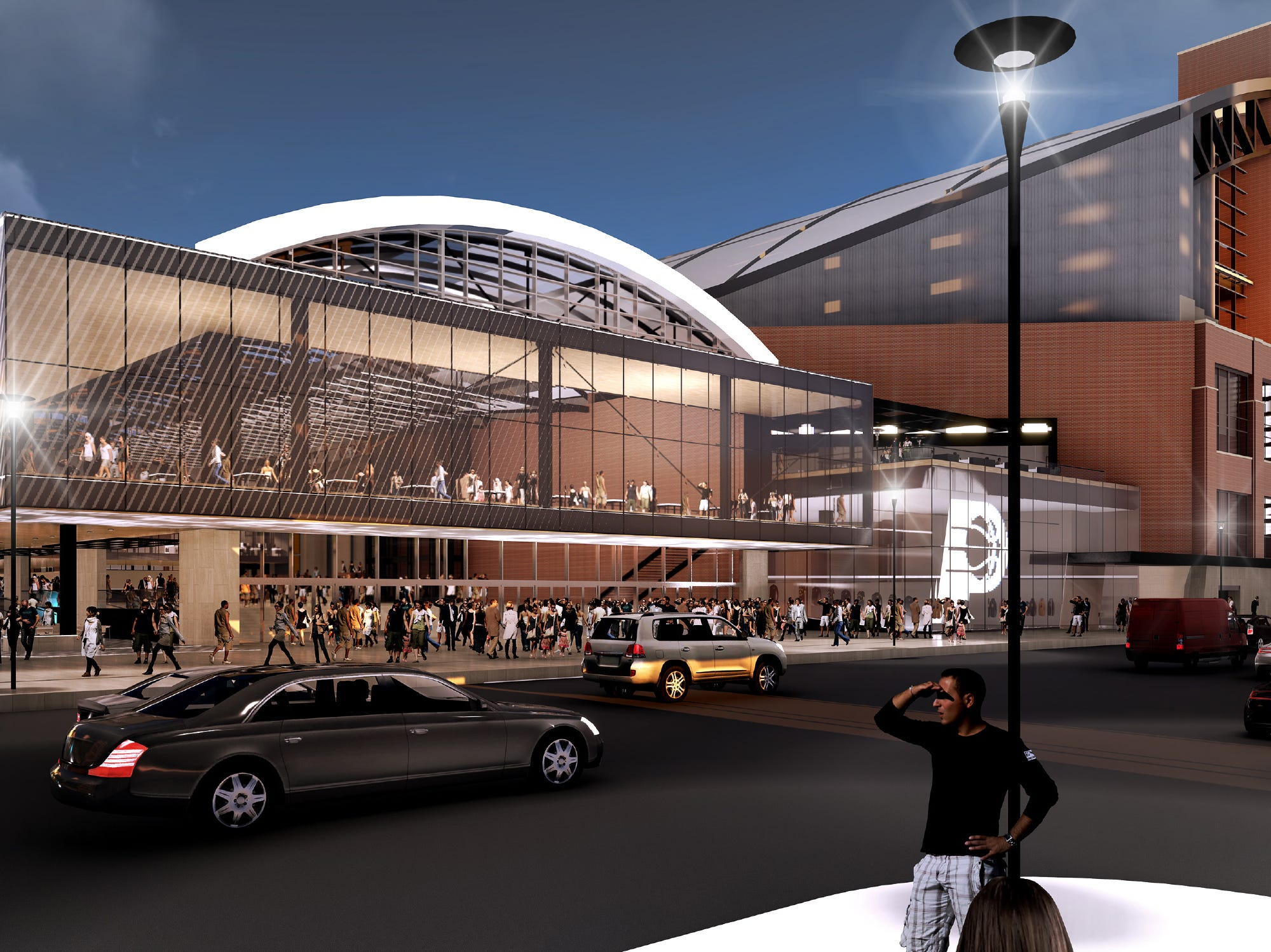 Here's what's in store for Bankers Life Fieldhouse.