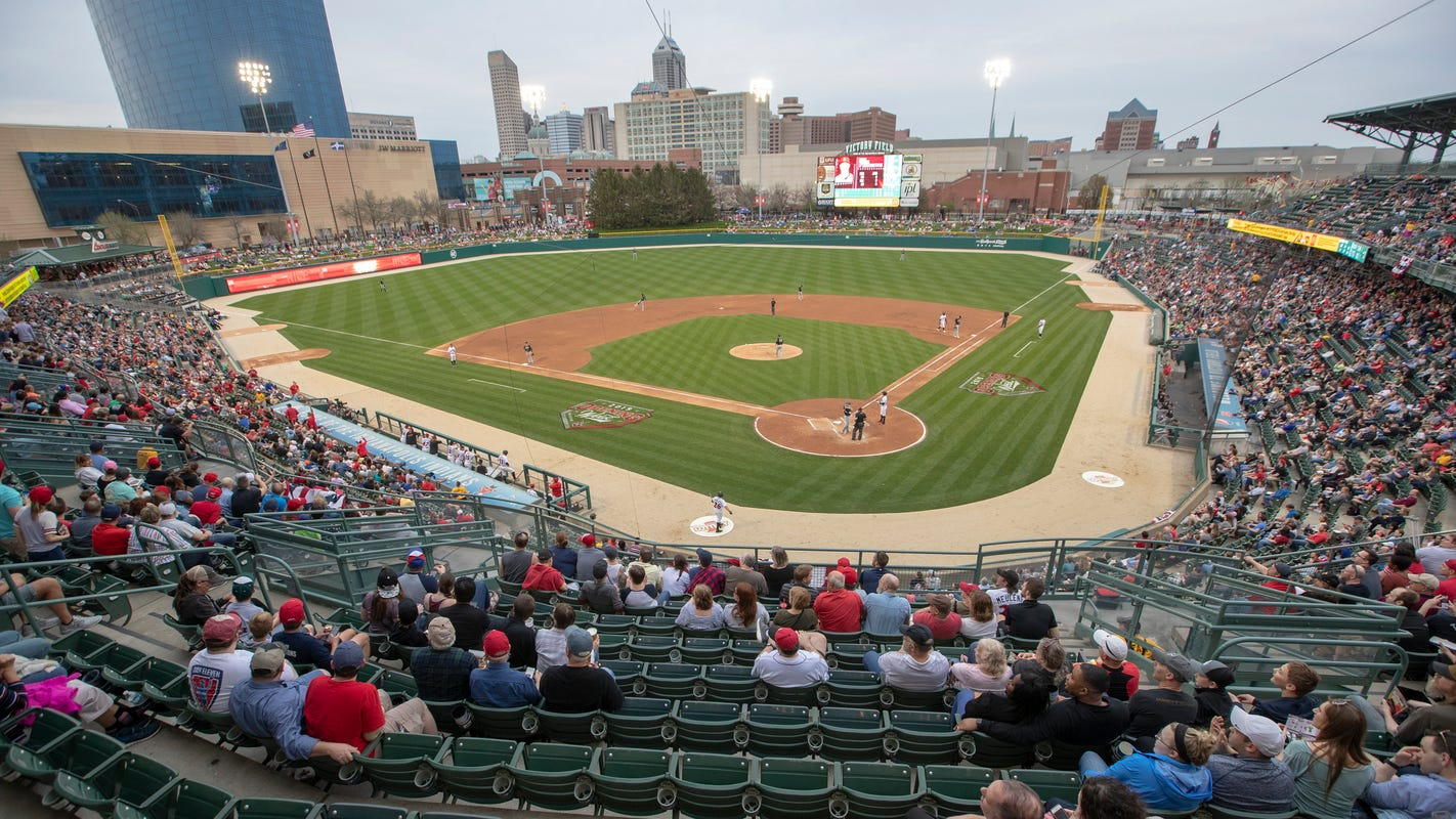 Indianapolis Indians fall 4-2 to Pawtucket, drop fourth straight game