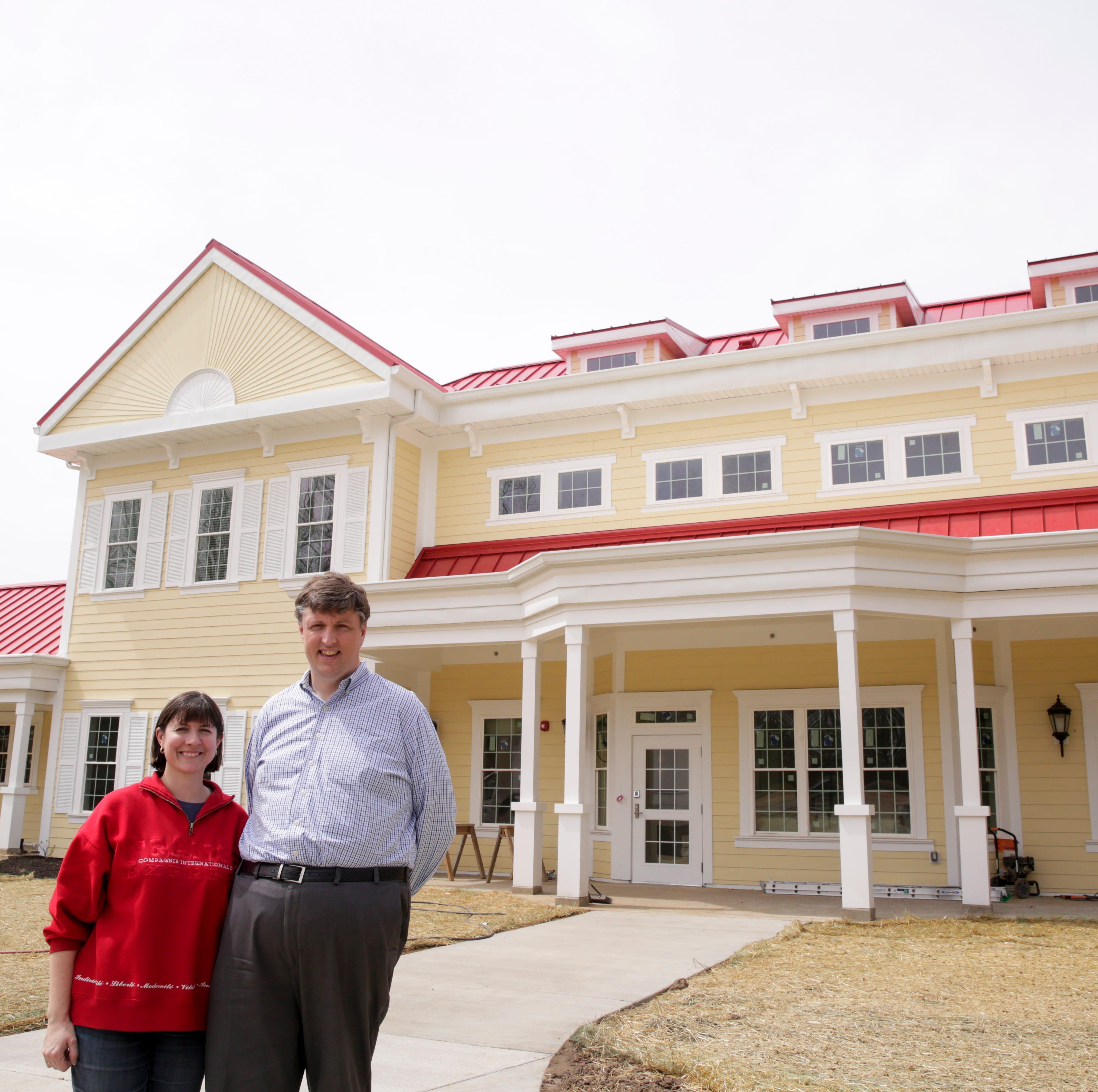 Purdue alumni return to West Lafayette to open 'The Whittaker Inn' bed and breakfast