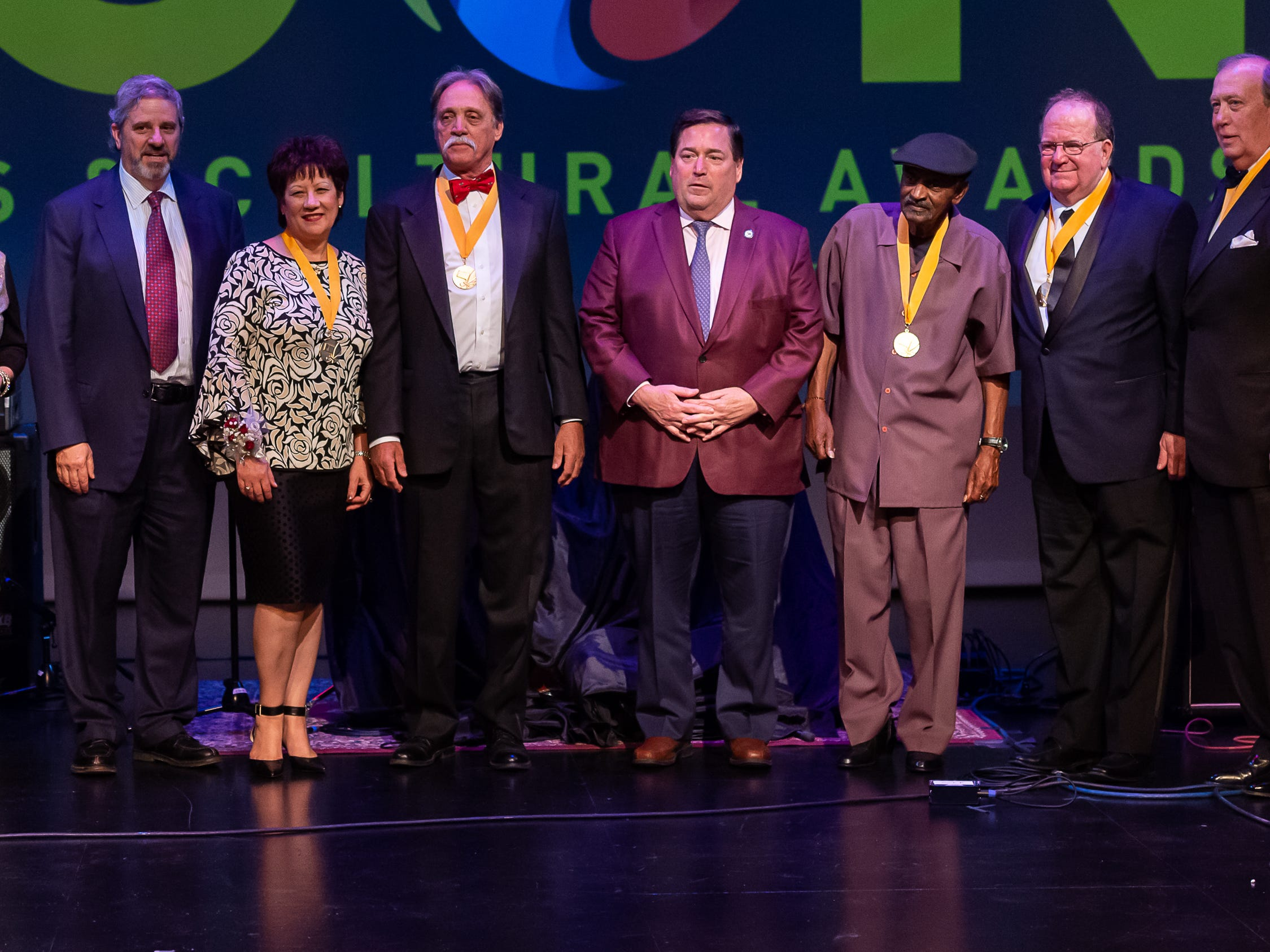 The 2019 Icon Arts & Cultural Awards Gala honoring Acadiana's Legends. Thursday, April 11, 2019.