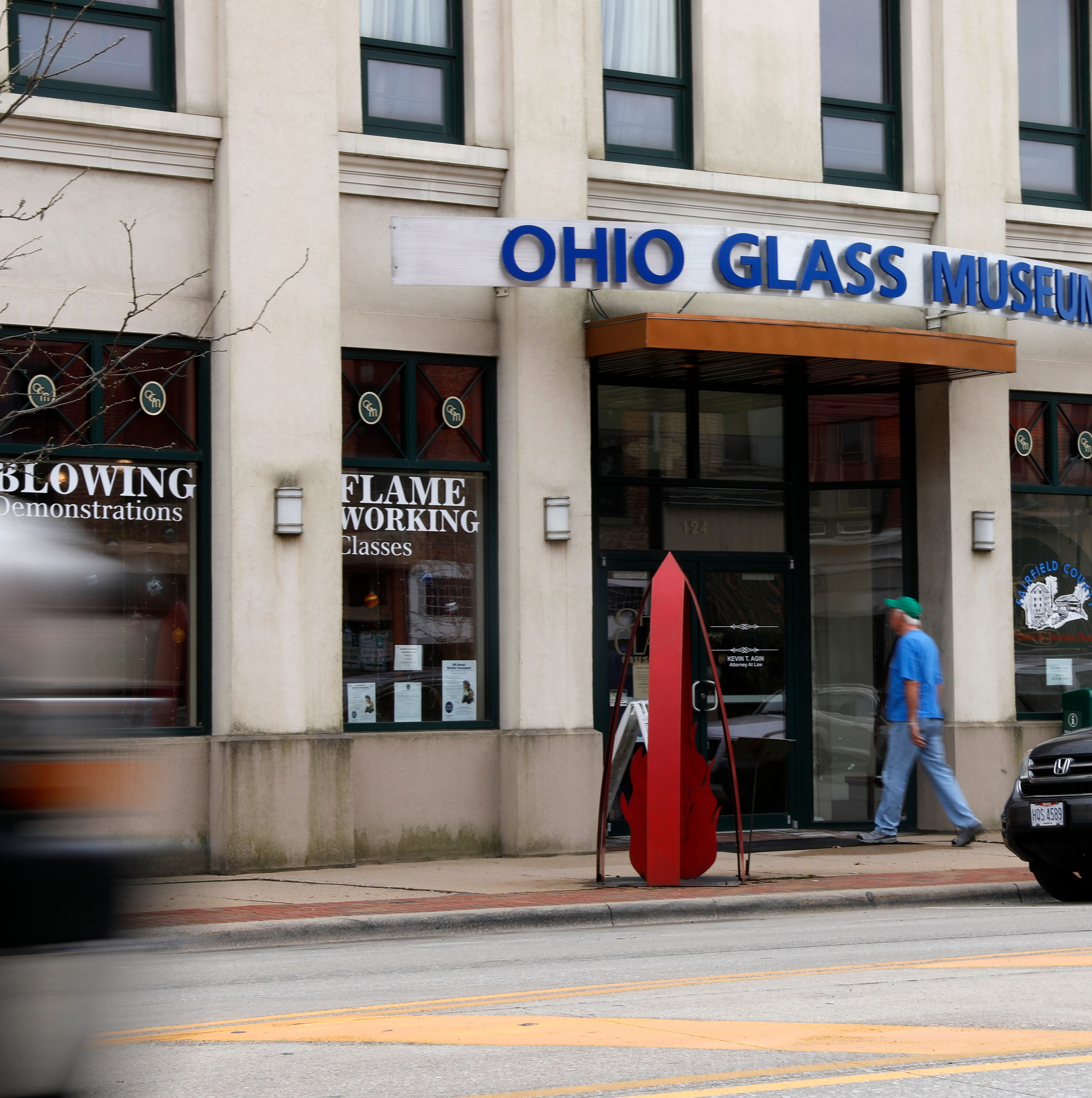 Ohio Glass Museum and visitors bureau are trying to solve location issue