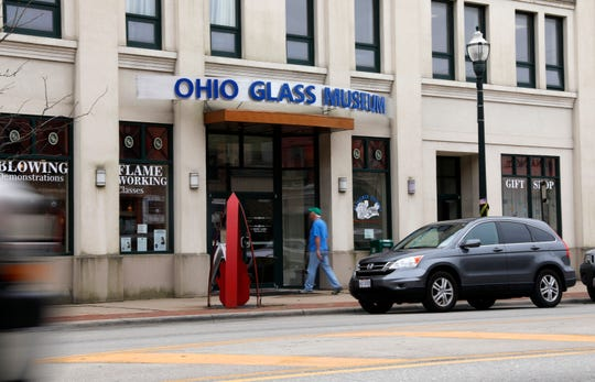 Visit Fairfield County Ohio owns the building that houses the Ohio Glass Museum. The VFCO board wants to sell the building and hopes new owners will keep the museum as a tenant.