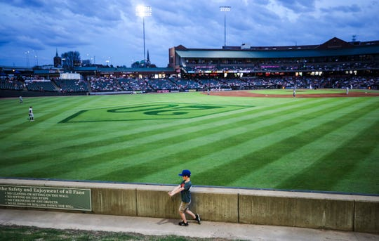 Louisville Bats Sign New Lease At Slugger Field Through 2038