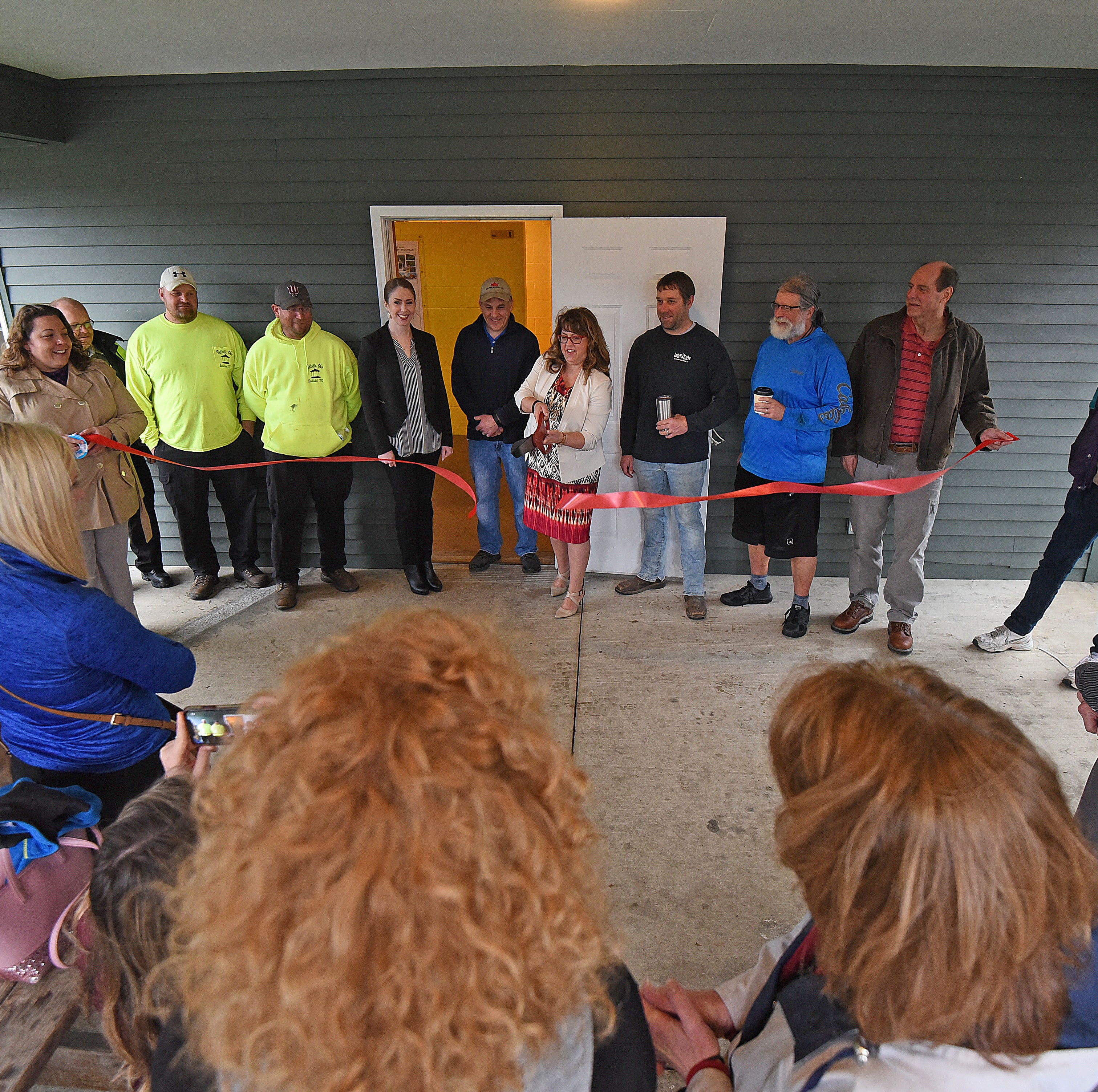 Bellville Bike Depot renovated with the help of many hands