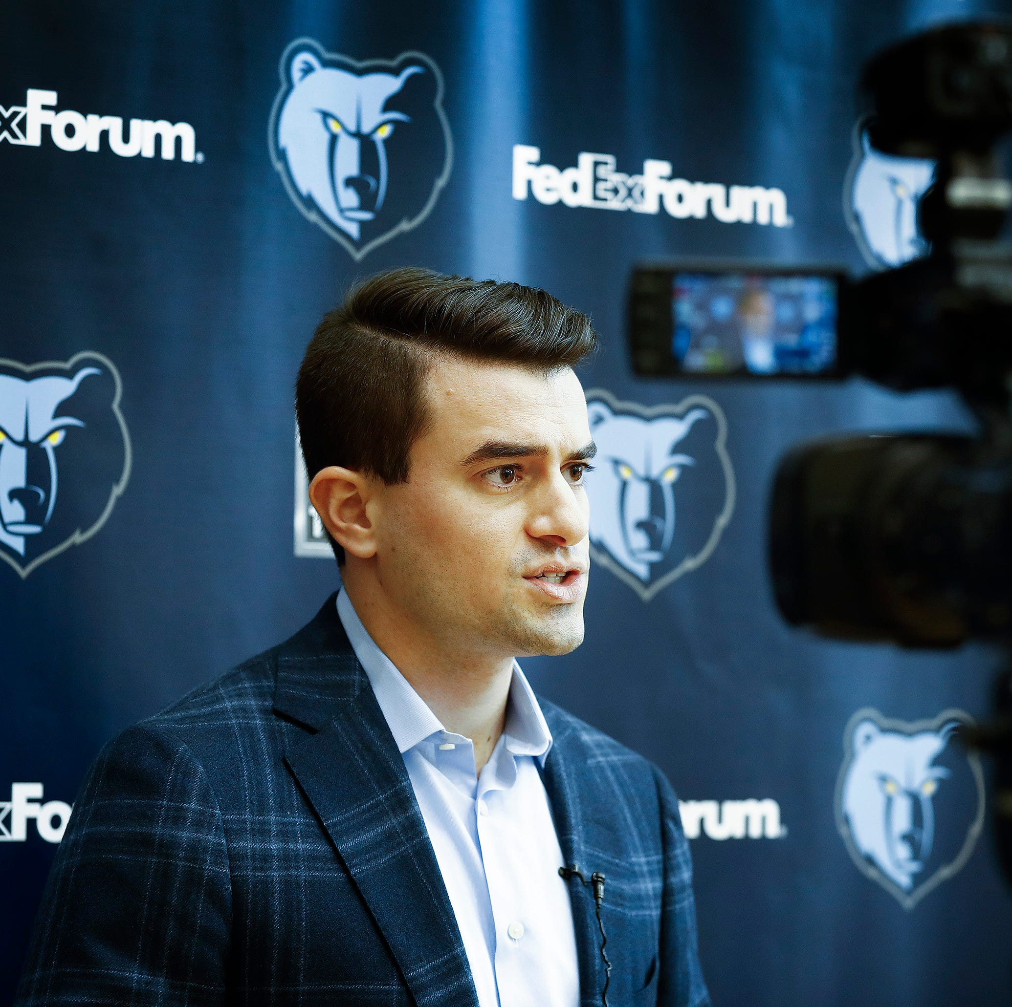 What to expect from Grizzlies coaching search led by Zach Kleiman, Jason Wexler
