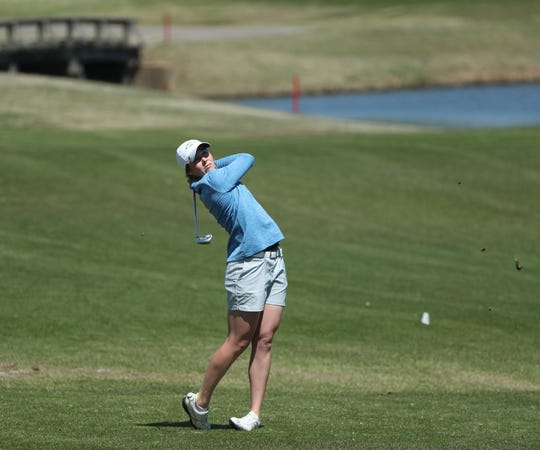 University of Memphis senior Michaela Fletcher was recently named the American Athletic Conference Women's Golfer of the Week. She'll lead the Tigers into the AAC Championship in Palm Coast, Florida.