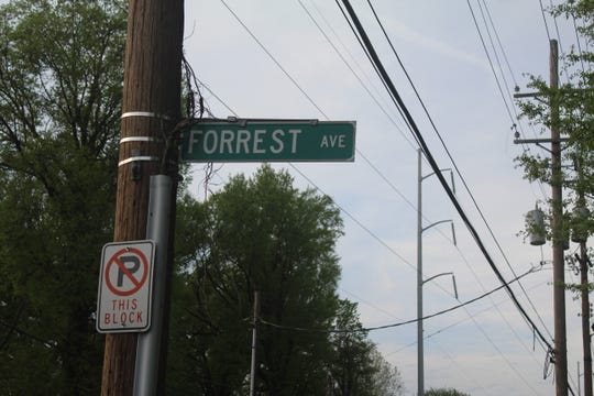 "Local residents in the Evergreen historic area pushed for a change of ""Forrest"" avenue to avoid misconception that the street was named after Nathan Bedford Forrest. It was approved by the Memphis and Shelby County Land Use Control Board."