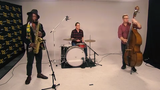 """Stomata performs """"Landawg"""" in the Tap Milwaukee studios."""