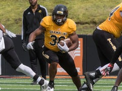 How freshman RB Elder emerged from Grambling State's loaded backfield to earn 1st start