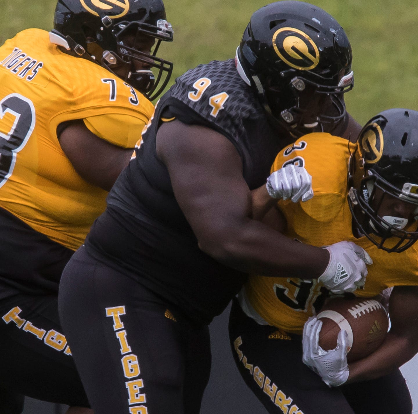 Takeaways from Grambling State spring game