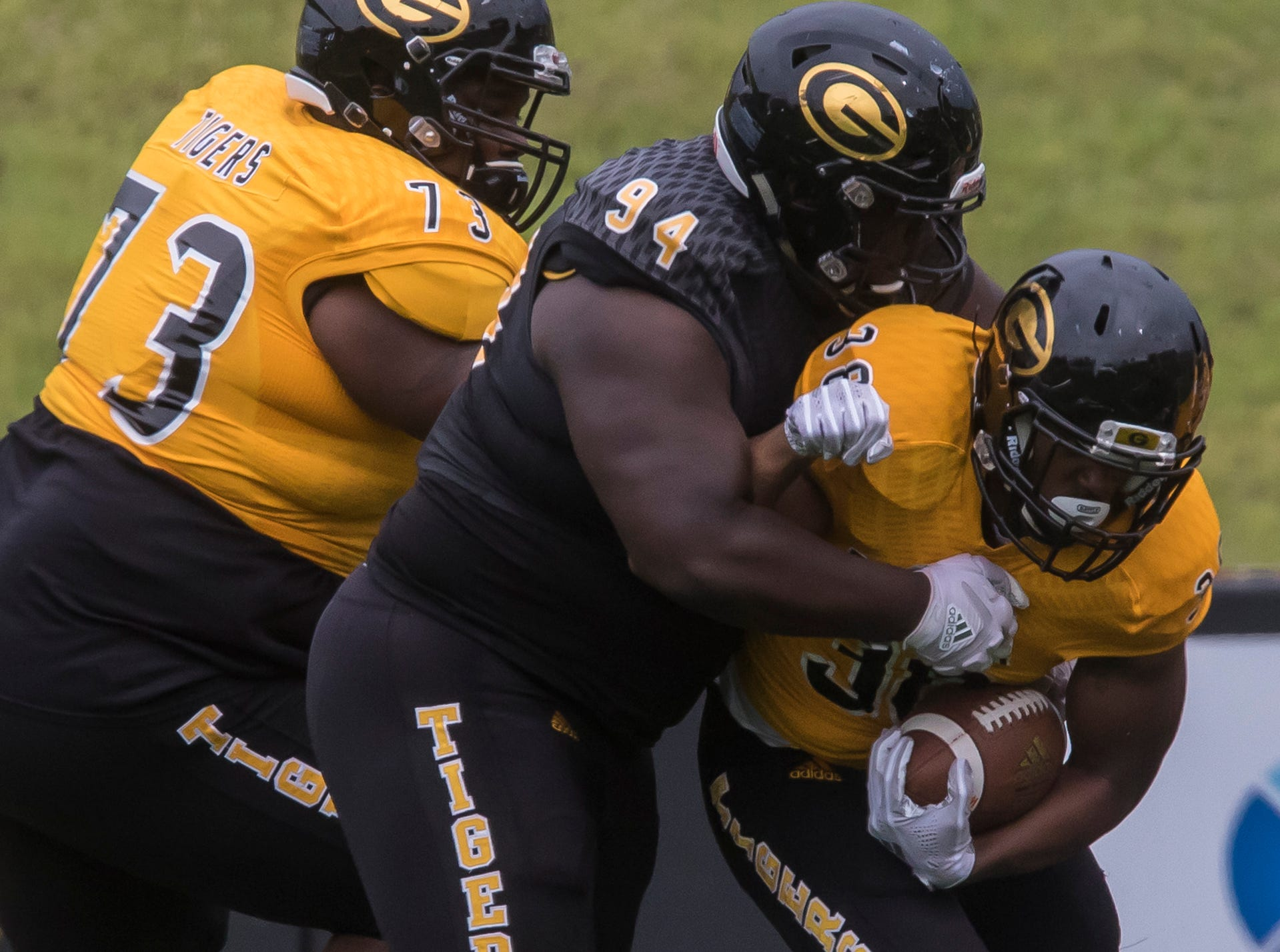 Grambling Spring Cleaning 2019: Defensive line