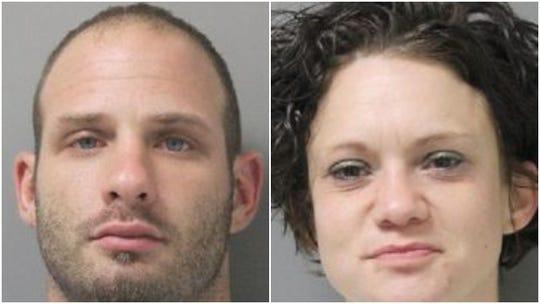 Matthew A. Beaudion, 30, and Jessica N. Davis, 34,