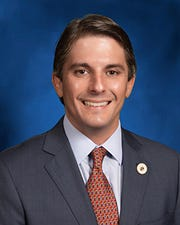 Rep. Cameron Henry, R-Metairie