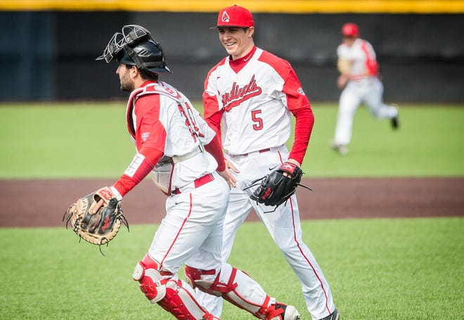 Ball State's Drey Jameson was named MAC Pitcher of the Year, and catcher Chase Sebby was named Defensive Player of the Year.
