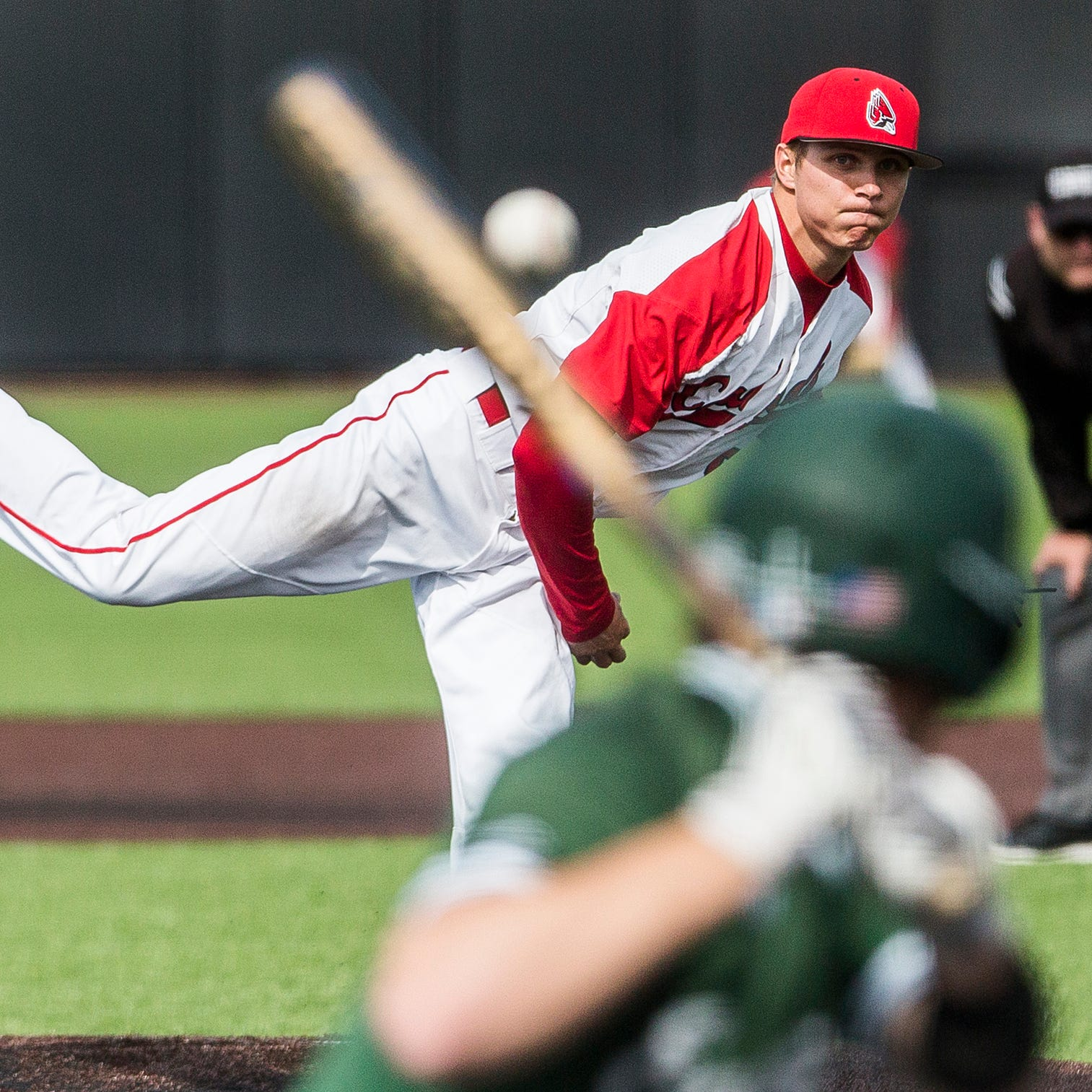 How Ball State's Drey Jameson became an MLB draft prospect