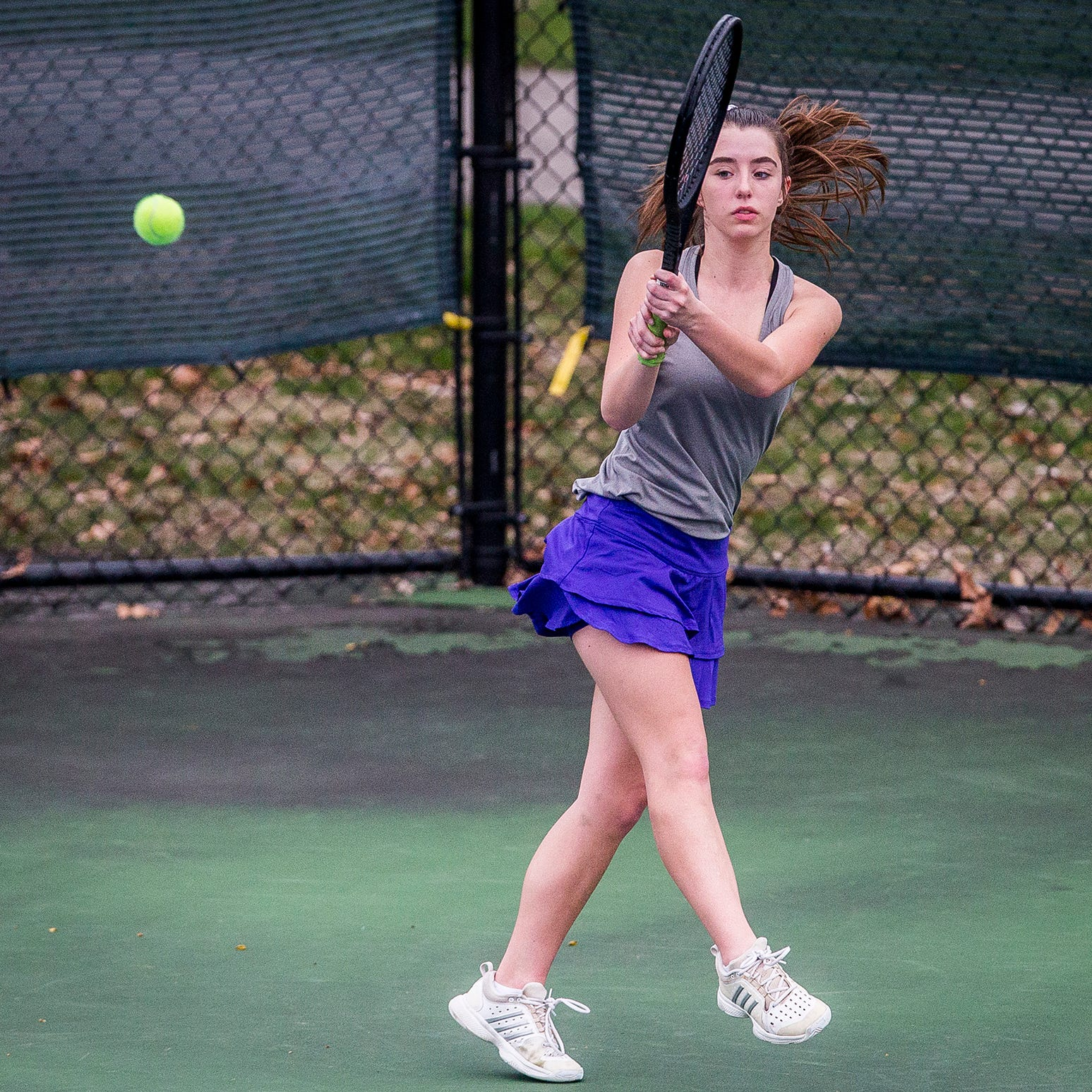 HS rundown: Tennis sectional matchups set as Muncie Central, Burris win