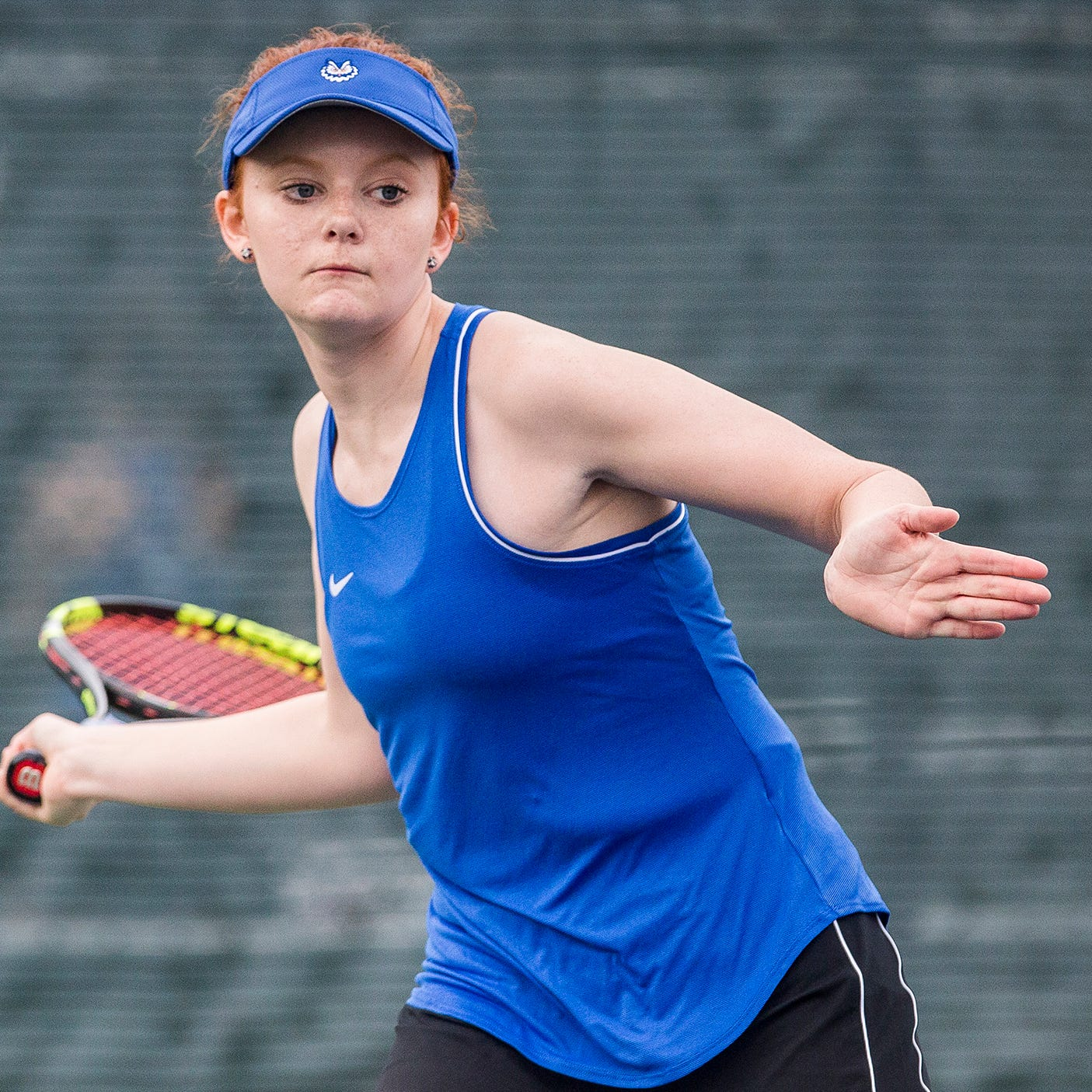 HS rundown: Burris tennis continues strong start; Central wins in 9