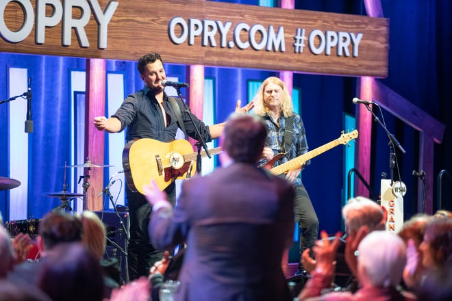 Luke Bryan performed for Lon Helton during a surprise dinner in which Helton was presented with the Bob Kingsley Living Legend Award.