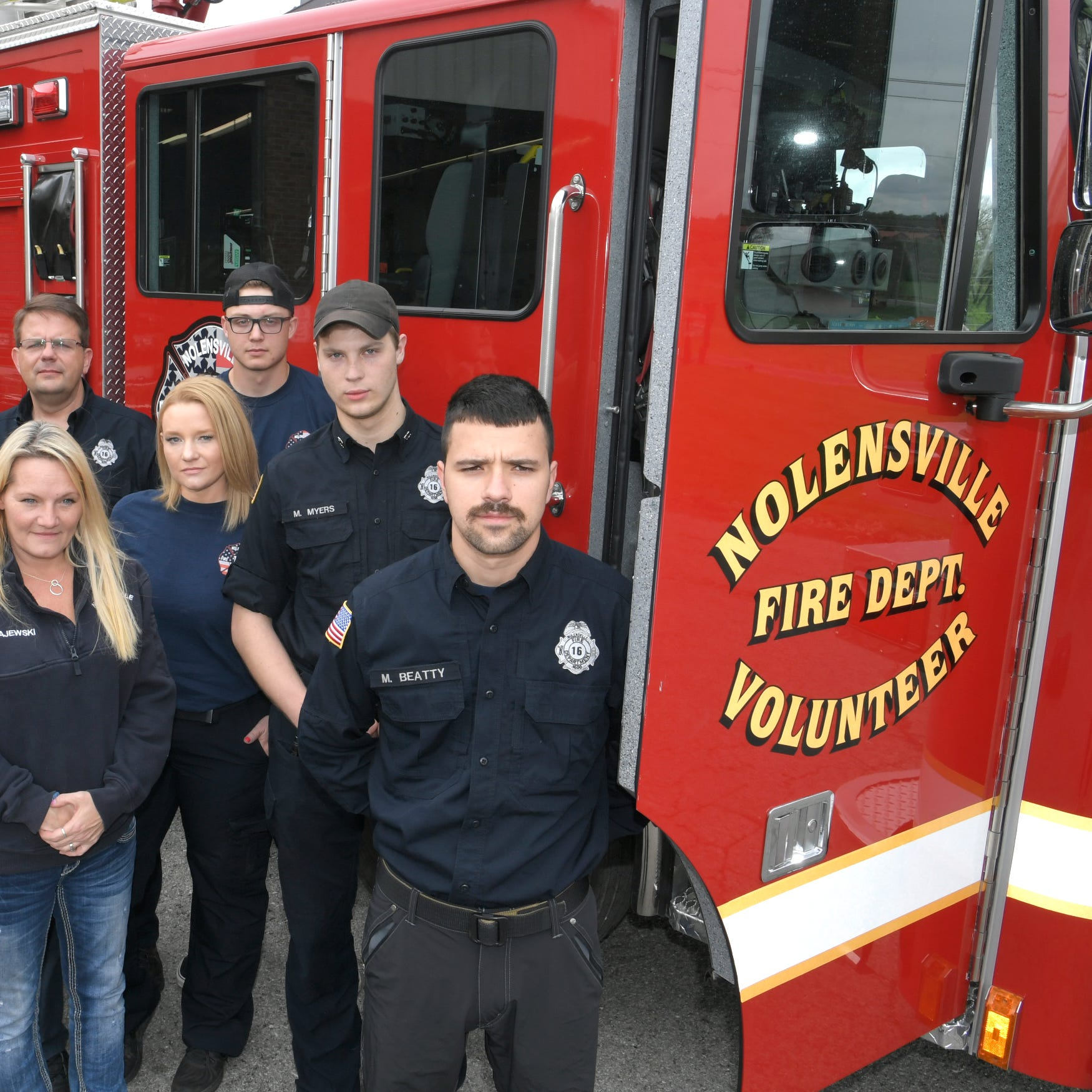 Nolensville faces turning point in growth: Is it time to pay firefighters?