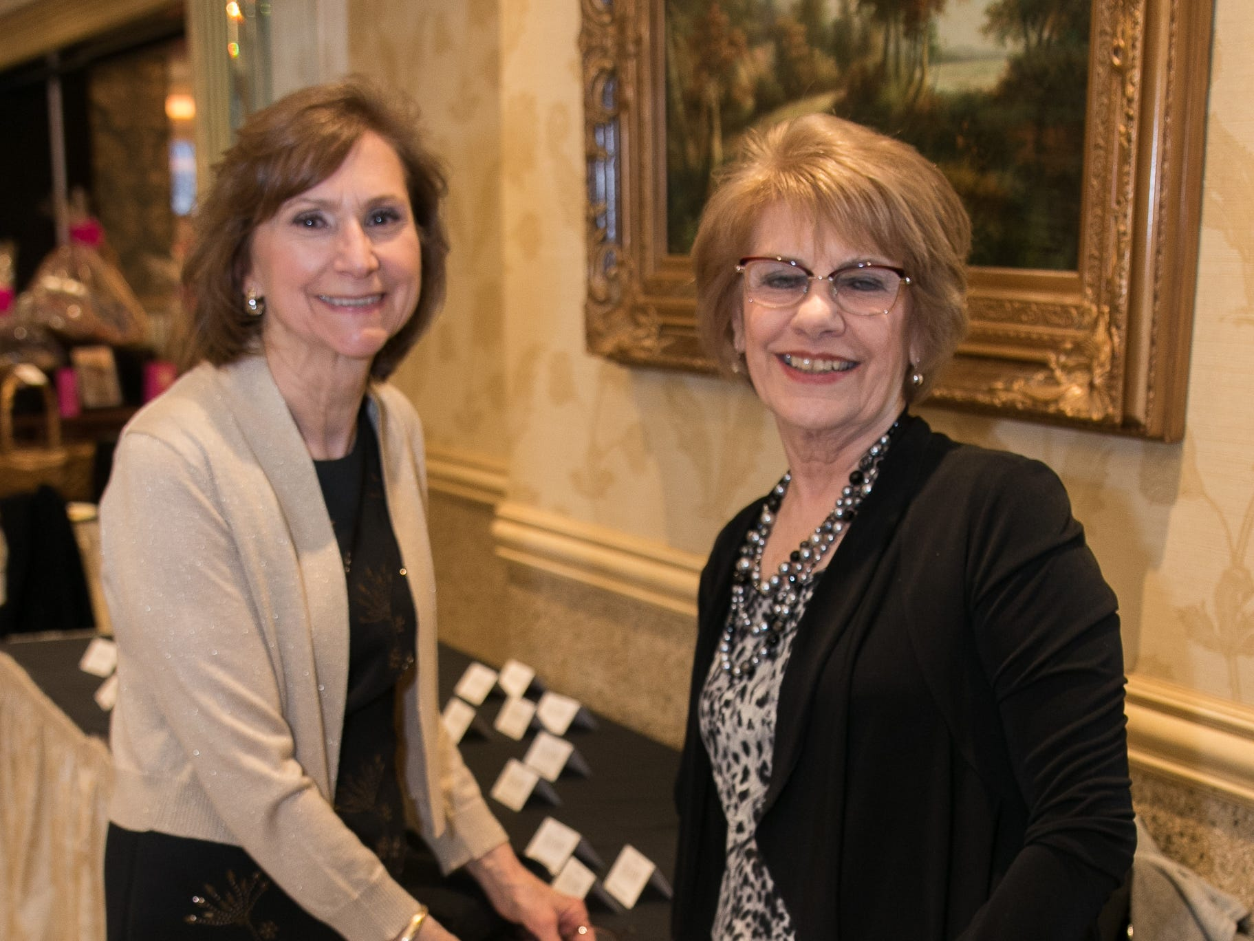 Martha Kuhnert, Veronica Dalcero. New Hope, a Pregnancy Resource Center, held their annual gala at Seasons in Washington Township. 04/05/2019