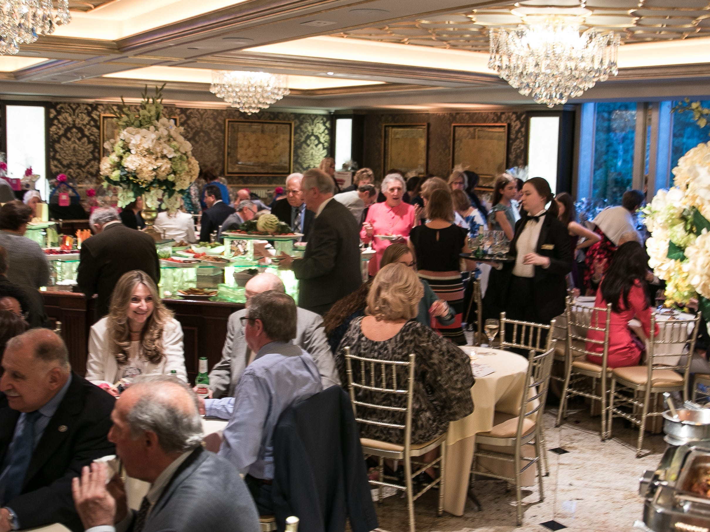 New Hope, a Pregnancy Resource Center, held their annual gala at Seasons in Washington Township. 04/05/2019