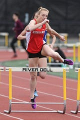 Northern Highlands' Kyla Krawczyk was second in both the 400 and 800, fourth in the 400 hurdles and ran anchor on the 4-x-100.