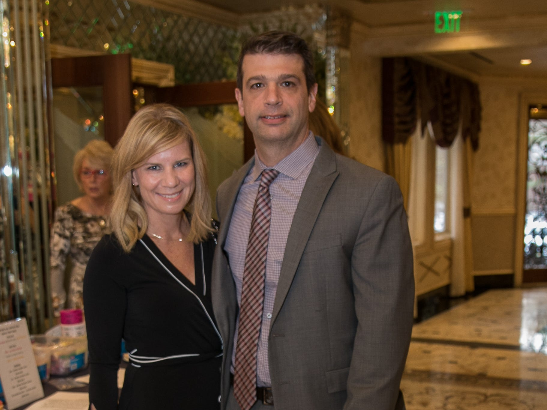 Margaret and Michael Laquidara. New Hope, a Pregnancy Resource Center, held their annual gala at Seasons in Washington Township. 04/05/2019