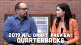 Ryan Wood and Olivia Reiner discuss the likelihood of the Packers going for a quarterback in the draft and the depth of this year's class.
