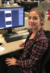 Desert Sun intern Leah Woodfield