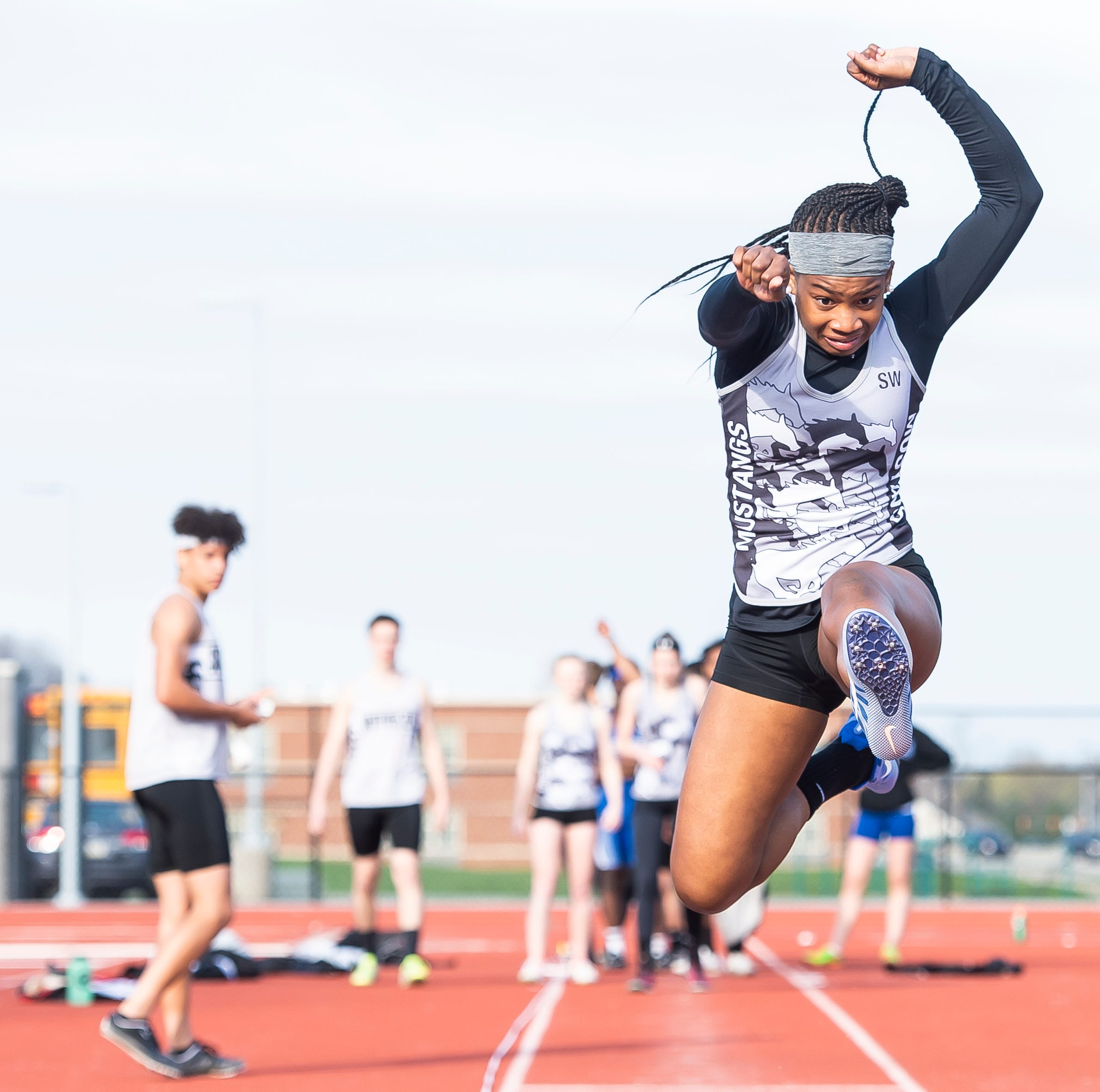 How 'a ton of horses' have kept South Western track and field unbeaten
