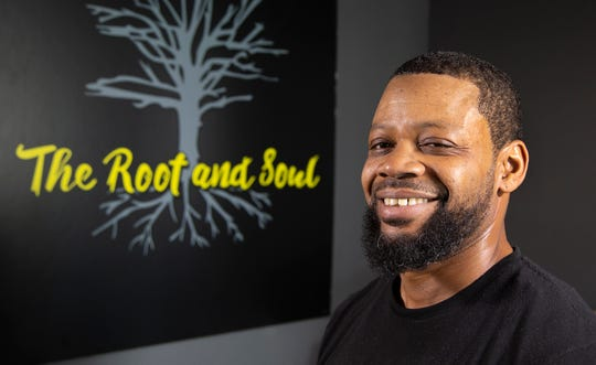 Christian Buze is the owner of The Root and Soul restaurant in Scottsdale.