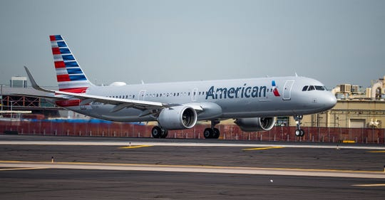 The first flight of American Airlines' newest plane, the Airbus 321neo, traveled April 2 from Phoenix Sky Harbor International Airport to Orlando International Airport.