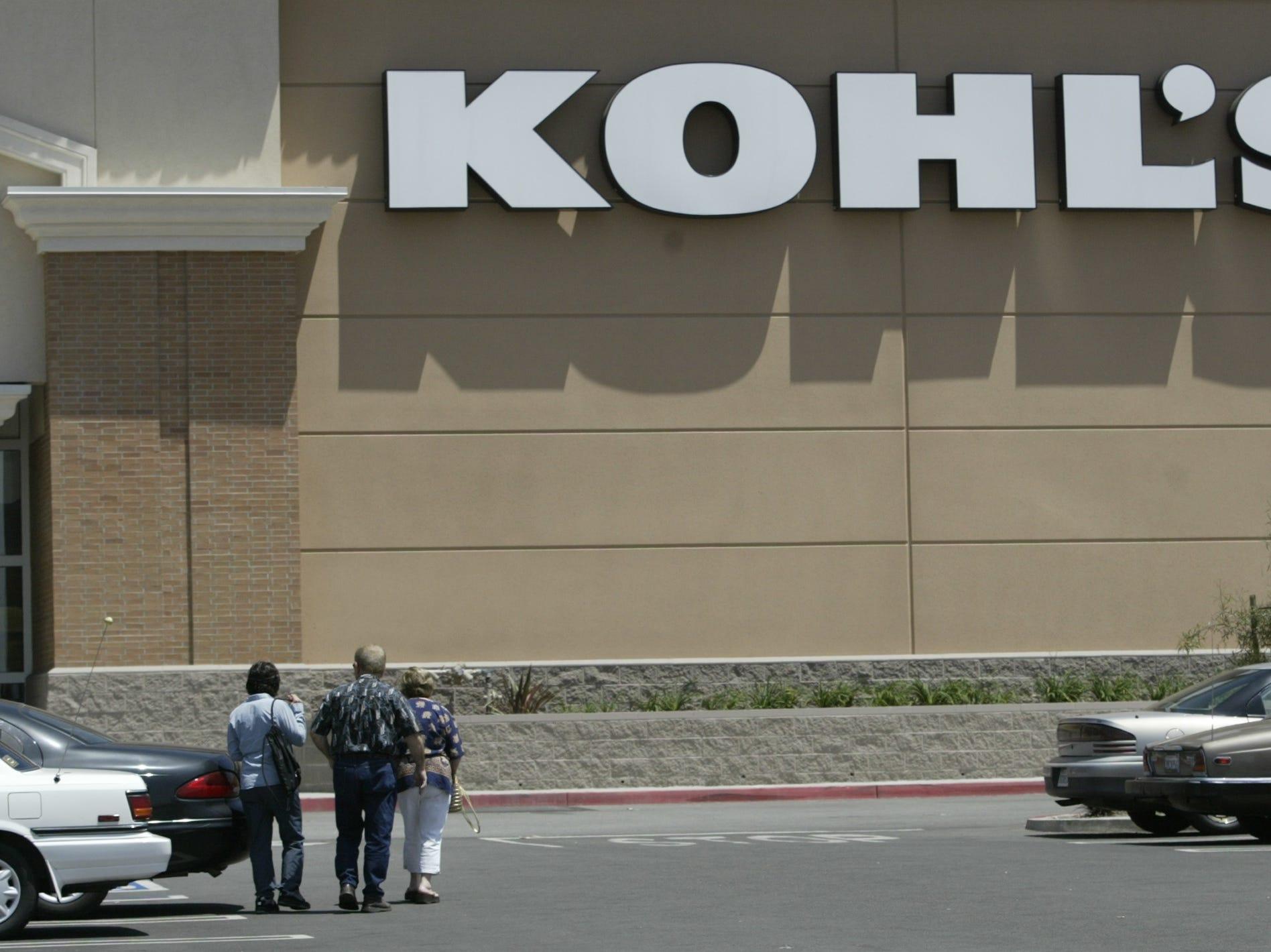 No. 68 (tie): Kohl's Corp. | Department stores | 2019 employees: 2,700 | 2018 employees: 2,600 | Ownership:Public | Headquarters: Menomonee Falls, Wisconsin |www.kohls.com