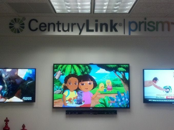 No. 75: CenturyLink Inc. | Voice, cable TV, data communications | 2019 employees: 2,600 | 2018 employees:3,000 | Ownership: Public| Headquarters: Monroe, Louisiana | www.centurylink.com