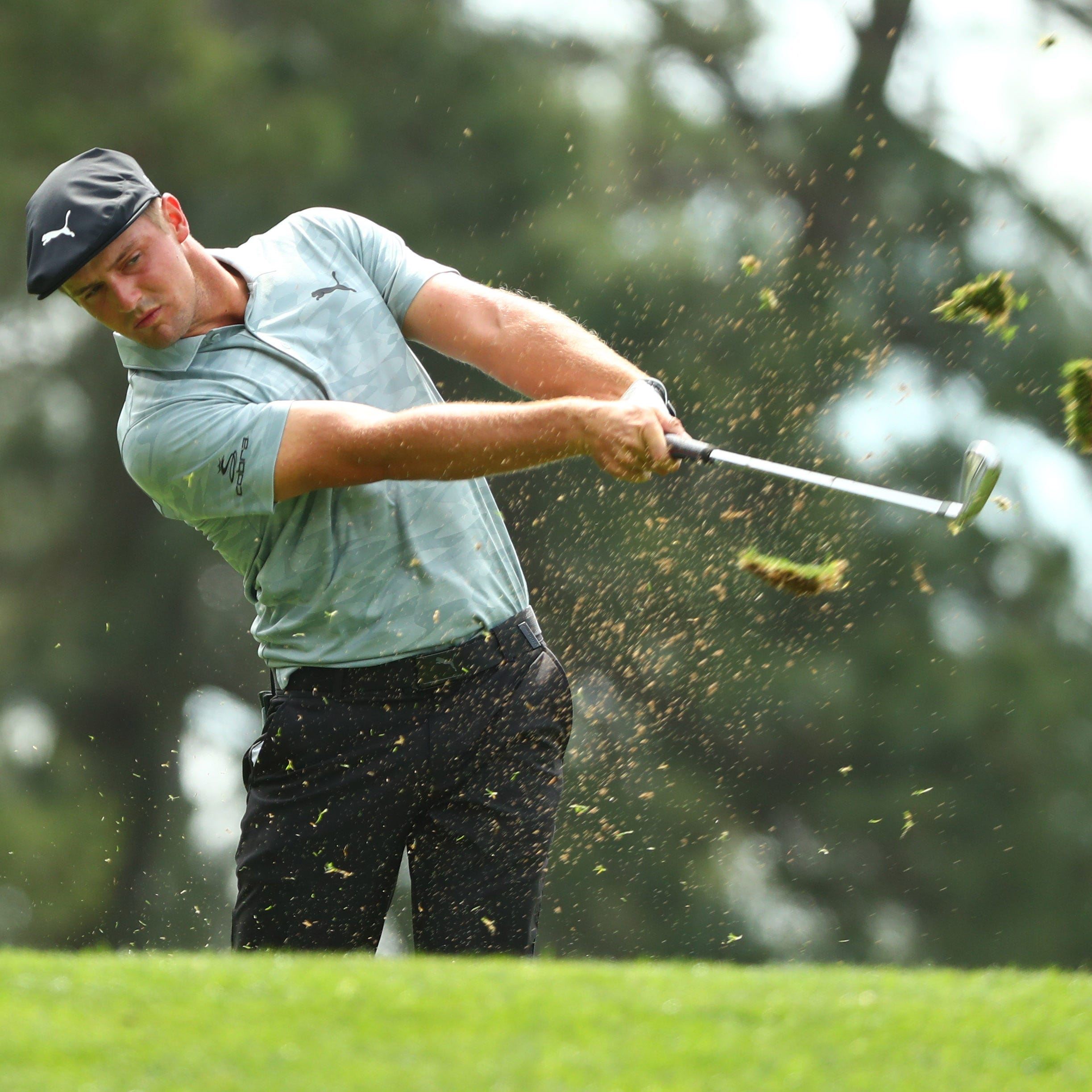 Doc Column: Bryson DeChambeau is a physicist. It's time he went to school at the Masters.