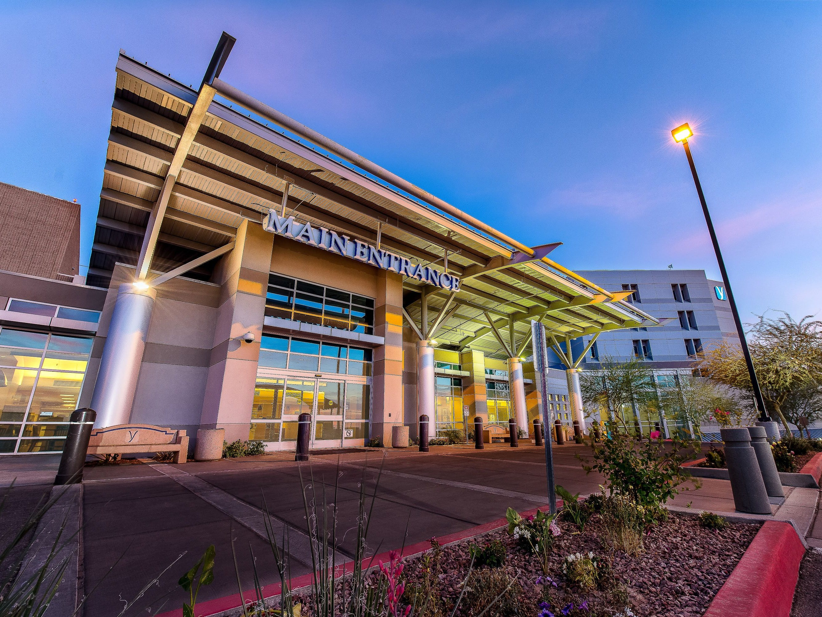 No. 72 (tie): Yuma Regional Medical Center | Hospitals, other medical centers | 2019 employees: 2,650 | 2018 employees: 2,465 | Ownership: Non-profit | Headquarters: Yuma | www.yumaregional.com