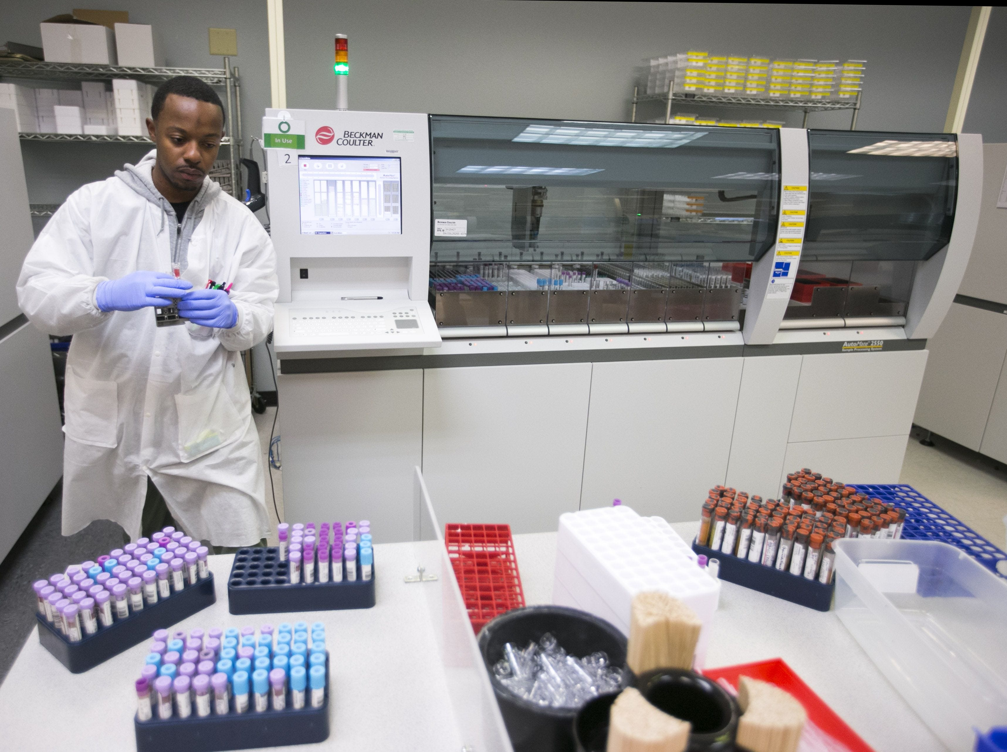 No. 57: Sonora Quest Laboratories | Medical laboratories | 2019 employees: 3,203 | 2018 employees: 3,100 | Ownership: Public/non-profit | Headquarters: Phoenix | www.sonoraquest.com