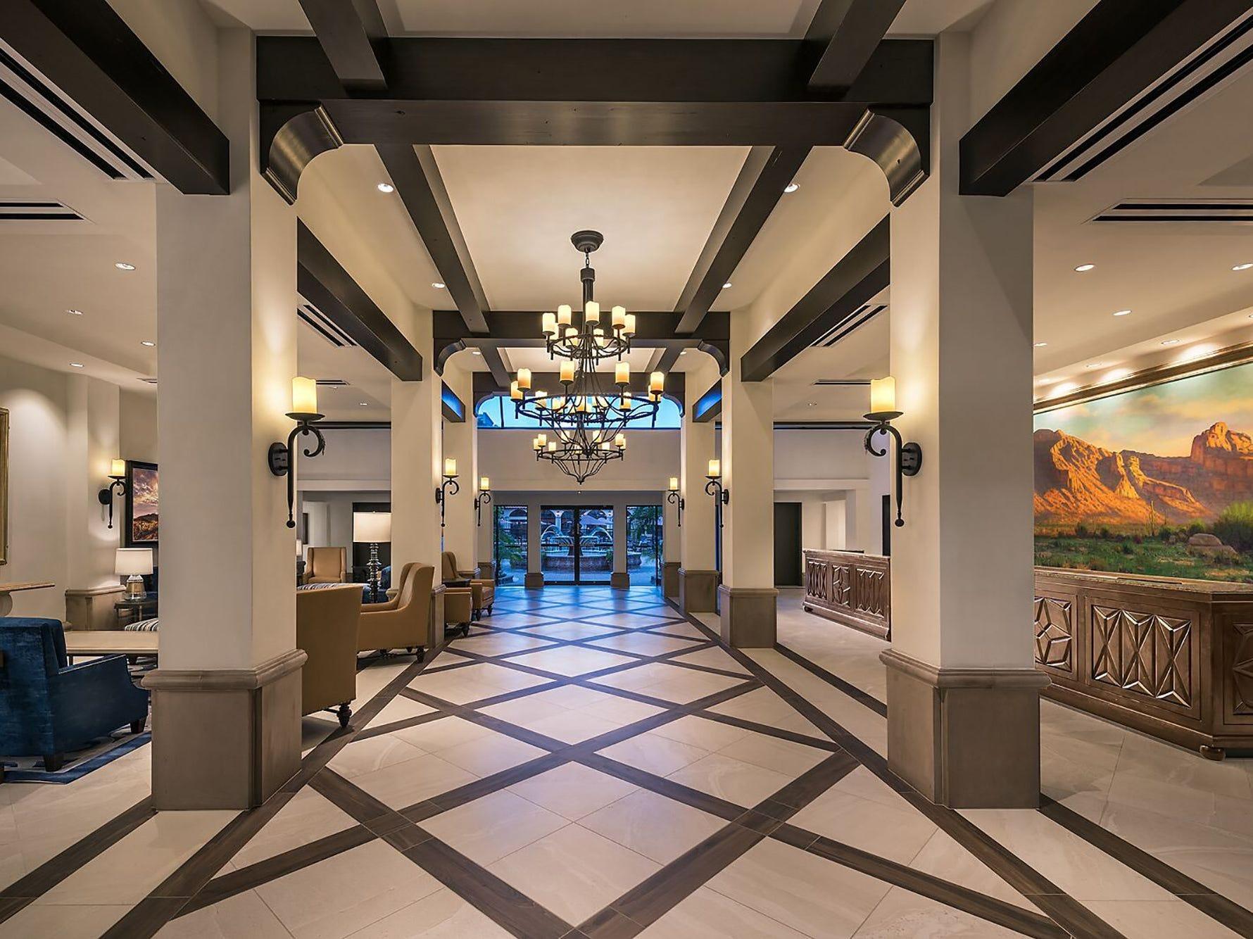 No. 52 (tie): Hilton Worldwide Holdings Inc. | Hotels, resorts, timeshares | 2019 employees: 3,400 | 2018 employees: 3,400 | Ownership: Public | Headquarters: McLean, Virginia | www.hilton.com