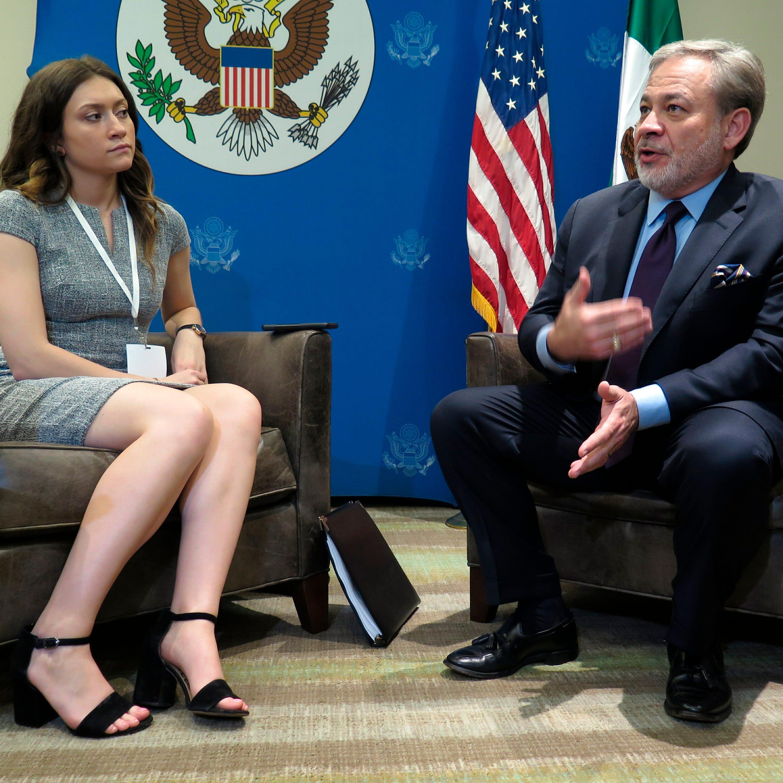 Cumbre empresarial México-EEUU expresa incertidumbre