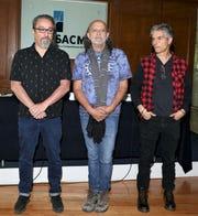 Rafael González Francisco Barrios y Santiago Ojeda aseguraron que el odio no forma parte de sus sentimientos, por lo que no buscan culpables de la muerte de Armando Vega.